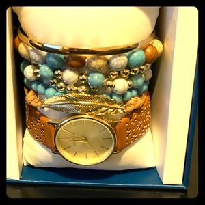 Watch &Bracelet set